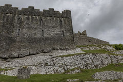 Rock of Cashel 1614 Stock Images