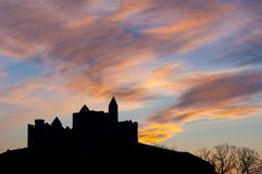 Rock of Cashel. Medieval Cathedral Royalty Free Stock Image