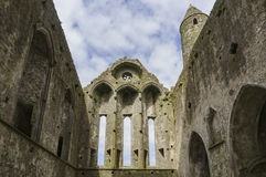 Rock of Cashel Royalty Free Stock Photos