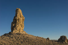Rock Chimney Formation Stock Images