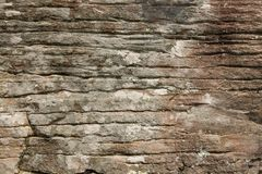 Rock cliff face texture Royalty Free Stock Image
