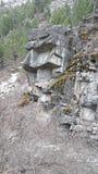 Rock cliff. Nature, landscape, climbing stock photos