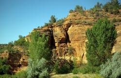 Rock Cliffs Royalty Free Stock Photos