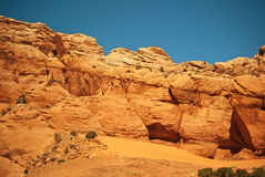 Rock Cliffs Stock Image