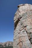 Rock climber Stock Photos