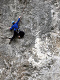 Rock-climber Stock Images