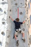 Rock climbing 1 Stock Photography