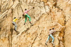 Free Rock Climbing Stock Photo - 14129830