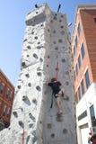 Rock Climbing 3 Stock Photos