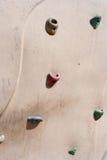 Rock Climbing Wall Stock Photos