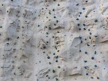 Rock climbing Wall royalty free stock photography