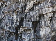 Rock close-up the texture Stock Photo