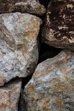 Rock closeup texture stock photo