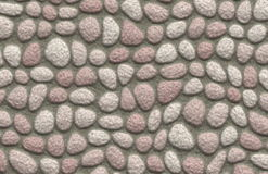 Rock Cobblestone Pavement Royalty Free Stock Image