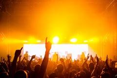 Free Rock Concert Stock Photos - 33819243