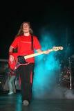 Rock concert stock images