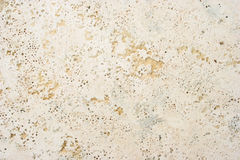 Rock cover with holes texture Stock Photo