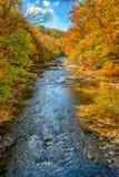 Rock Creek glissant photos stock