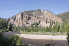 Rock Creek Montana Royalty Free Stock Photography