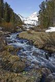 Rock Creek que cae Fotografía de archivo libre de regalías