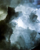 Rock Crystal Royalty Free Stock Photography