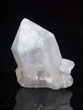 Rock crystal Stock Image