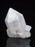 Rock crystal stock image