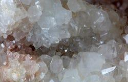 Rock Crystals Stock Image