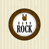 Rock design Stock Images