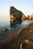 Rock Diva, Simeiz, Crimea, Ukraine Stock Images