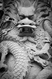 Rock dragon Stock Photo