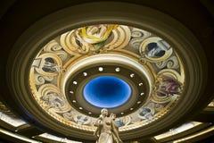 rock för hotell för kasinotak hård royaltyfri foto