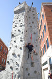 rock för klättra 3 arkivfoton