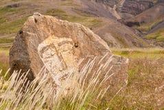 Rock face Royalty Free Stock Photos