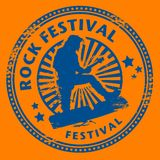 Rock Festival Royalty Free Stock Photos
