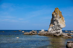 Rock formation Stock Images