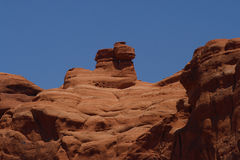Rock Formation Royalty Free Stock Photos