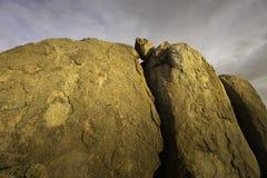 Rock formation Arizona Desert,USA Stock Images