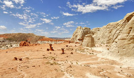 Rock formation, Arizona. Rock formation. Grand Staircase-Escalante National Monument. USA Stock Image
