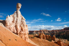 Rock formation at Bryce Canyon Stock Photo