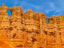 Rock formation, Bryce Canyon, Utah Stock Photography