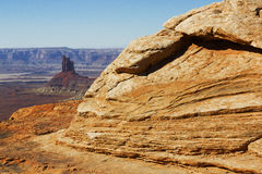 Rock formation, Canyonland National Park, Utah Stock Images