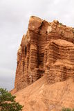 Rock formation in Capitol Reef Royalty Free Stock Photography