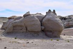Rock formation Stock Photos