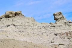 Rock formation Royalty Free Stock Image
