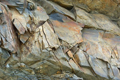 Rock Formation Royalty Free Stock Images