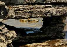 Rock Formation stock photography