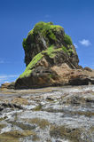 Rock formation in the Philippines. Rock Formation in Palapag, Northern Samar, Philippines Royalty Free Stock Image