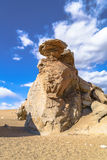 Rock formation in Reserva Nacional De Fauna Andina Edina Eduardo Stock Photography