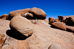 Rock formation at Spitzkoppe, Namibia Royalty Free Stock Photos